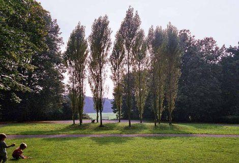 Beethovenpark Köln-Sülz - Foto: Gudrun Velten - Lizenz: GNU-FDL / Zum Vergrößern auf das Bild klicken