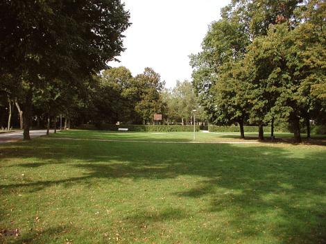 Fritz-Encke-Volkspark - Foto: Willy Horsch - GNU-FDL / Zum Vergrößern auf das Bild klicken