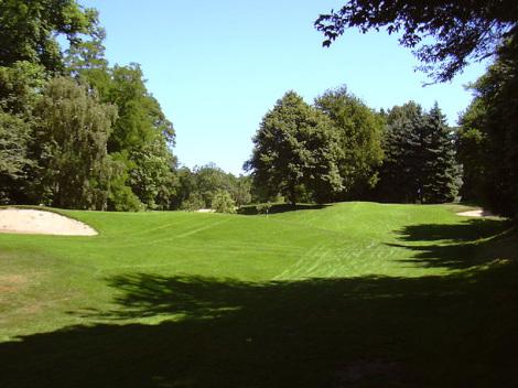 Golfplatz - Foto: Gabriele Delhey - GNU-FDL / Zum Vergrößern auf das Bild klicken