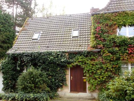 Haus in der Märchensiedlung - Foto: WP-User: Nicola - CC BY-SA 3.0 / Zum Vergrößern auf das Bild klicken