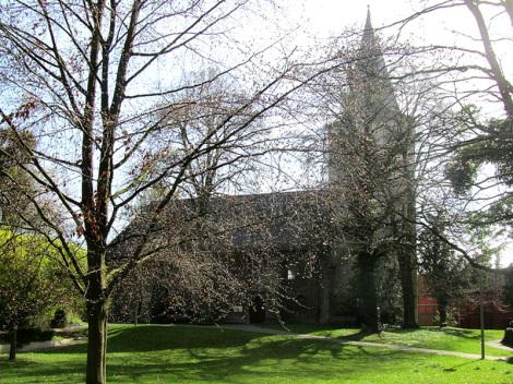 Kirche St. Severin - Foto: Stephan Hense - CC BY-SA 3.0 / Zum Vergrößern auf das Bild klicken