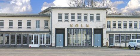 Butzweilerhof - Foto: WP-User: superbass - Public Domain / Zum Vergrößern auf das Bild klicken