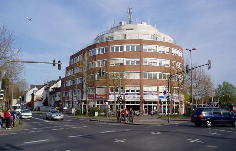 Ostheim Zentrum - Foto: WP-User: Rolf H - GNU-FDL / Zum Vergrößern auf das Bild klicken