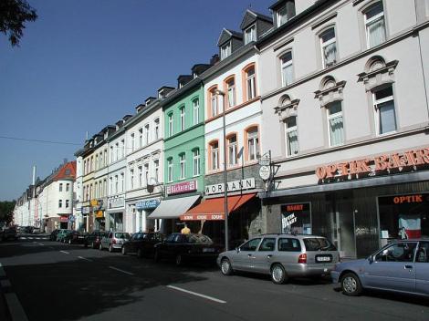 Stammheimer Straße - Foto: WP-User: Mikosch - GNU-FDL / Zum Vergrößern auf das Bild klicken
