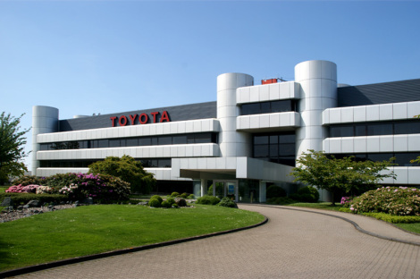Toyota - Foto: WP-User: Tohma (talk) - GNU-FDL (commons.wikimedia.org) / Zum Vergrößern auf das Bild klicken