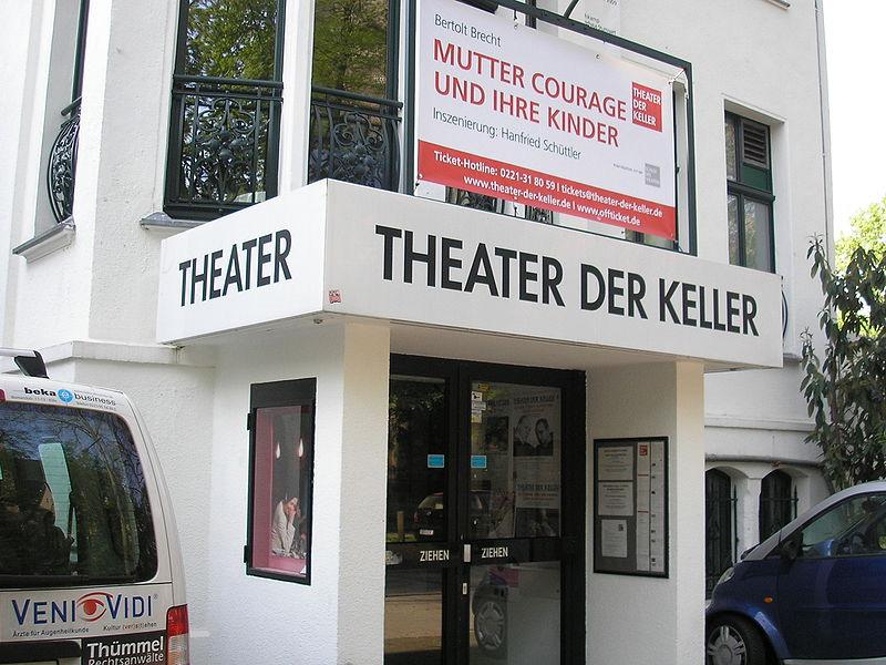 Keller Theater Köln