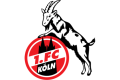 Logo vom 1. FC Köln / Zum Vergrößern auf das Bild klicken