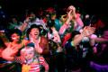 Karnevalsstimmung im Barinton Live Music Club - (c)  Martin Terber - CC BY 2.0 / Zum Vergrößern auf das Bild klicken