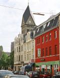 Berrenrather Straße - Foto: Gudrun Velten - GNU-FDL / Zum Vergrößern auf das Bild klicken