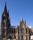 Kölner Dom / Zum Vergrößern auf das Bild klicken