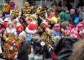 Am Kölner Karneval - flickr-User: RuckSackKruemel - CC BY 2.0 / Zum Vergrößern auf das Bild klicken