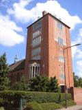 Kirche Rondorf - Foto: A.Savin - GNU-FDL / Zum Vergrößern auf das Bild klicken