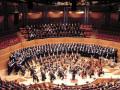 Kölner Philharmonie Bühne - Foto: Wolfgang Seul - Lizenz: GNU-FDL / Zum Vergrößern auf das Bild klicken