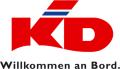 Logo Köln-Düsseldorfer Rheinschiffahrt / Zum  Vergrößern auf das Bild klicken