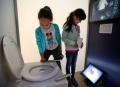 Odysseum / Museum mit der Maus - Astronautentoilette / Zum Vergrößern auf das Bild klicken