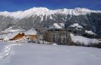 Winter in Ridnaun / Zum Vergrößern auf das Bild klicken