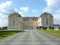 Schloss Augustusburg - Lizenz: GNU-FDL / Zum Vergrößern auf das Bild klicken