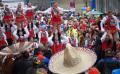 Steher Mädchen am Köln Karneval - flickr-User: RuckSackKruemel - CC BY 2.0 / Zum Vergrößern auf das Bild klicken