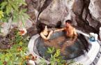 Genuss im Whirlpool / Zum Vergrößern auf das Bild klicken