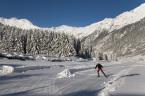 Winterlandschaft im Ridnauntal / Zum Vergrößern auf das Bild klicken