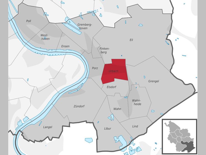 Köln Rechtsrheinisch