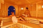 Plunhof Sauna / Zum Vergrößern auf das Bild klicken