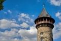 Wachturm der Wolken - Quelle: fotolia.de / Zum Vergrößern auf das Bild klicken
